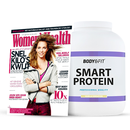 Gratis Women's Health bij Smart Protein! Thumbnail