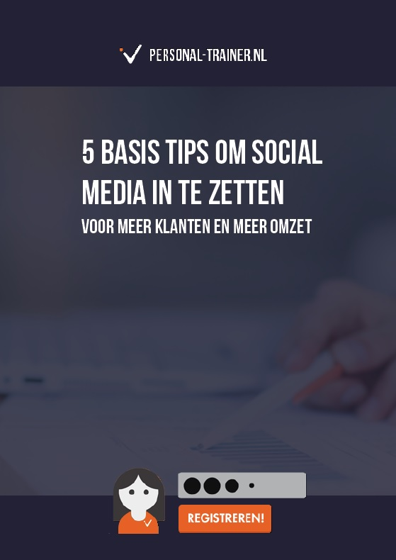 Tips voor Personal Trainers Social Media